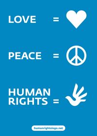 Love • Peace • Human Rights